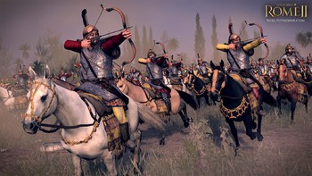 Screenshot1 - Total War: ROME II - Nomadic Tribes Culture Pack
