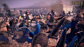 Screenshot2 - Total War: ROME II - Nomadic Tribes Culture Pack