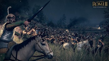 Screenshot4 - Total War: ROME II - Nomadic Tribes Culture Pack