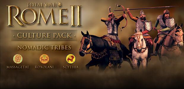 Total War: ROME II - Nomadic Tribes Culture Pack - Cover / Packshot