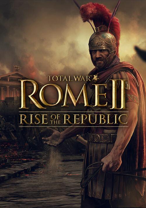 Total War: ROME II - Rise of the Republic - Packshot
