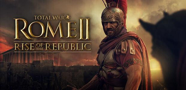 Total War: ROME II - Rise of the Republic - Cover / Packshot