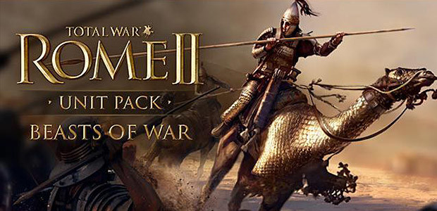 Total War: ROME II - Beasts of War Unit Pack - Cover / Packshot