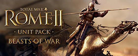 Total War: ROME II - Beasts of War Unit Pack
