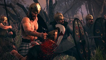 Screenshot2 - Total War: ROME II - Blood & Gore
