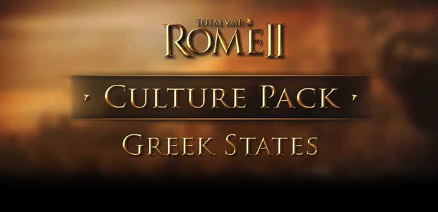 Total War: ROME II - Greek States Culture Pack - Cover / Packshot