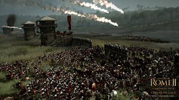 Screenshot1 - Total War: ROME II - Caesar in Gaul - Campaign Pack