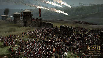 Screenshot1 - Total War: ROME II - Caesar in Gaul - Campaign Pack