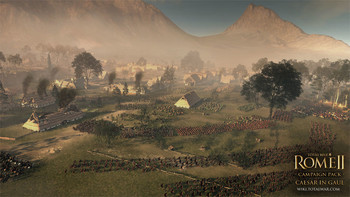 Screenshot2 - Total War: ROME II - Caesar in Gaul - Campaign Pack