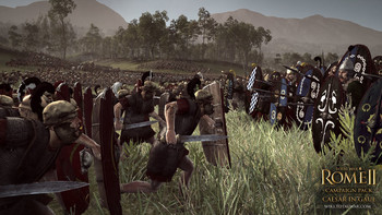Screenshot3 - Total War: ROME II - Caesar in Gaul - Campaign Pack