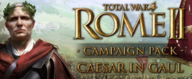 Total War: ROME II - Caesar in Gaul - Campaign Pack