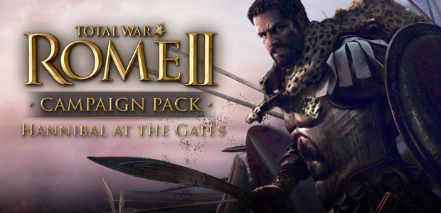 Total War: ROME II - Hannibal at the Gates Campaign Pack - Cover / Packshot