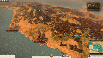 Screenshot1 - Total War: ROME II - Hannibal at the Gates Campaign Pack
