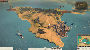 Screenshot2 - Total War: ROME II - Hannibal at the Gates Campaign Pack