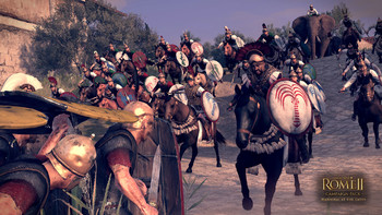 Screenshot4 - Total War: ROME II - Hannibal at the Gates Campaign Pack