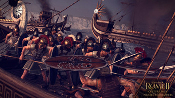 Screenshot2 - Total War: ROME II - Pirates and Raiders Culture Pack