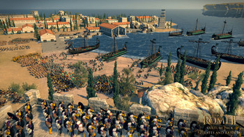 Screenshot3 - Total War: ROME II - Pirates and Raiders Culture Pack