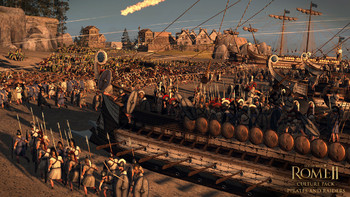 Screenshot4 - Total War: ROME II - Pirates and Raiders Culture Pack
