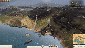 Screenshot5 - Total War: ROME II - Pirates and Raiders Culture Pack