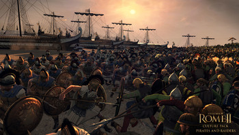 Screenshot6 - Total War: ROME II - Pirates and Raiders Culture Pack