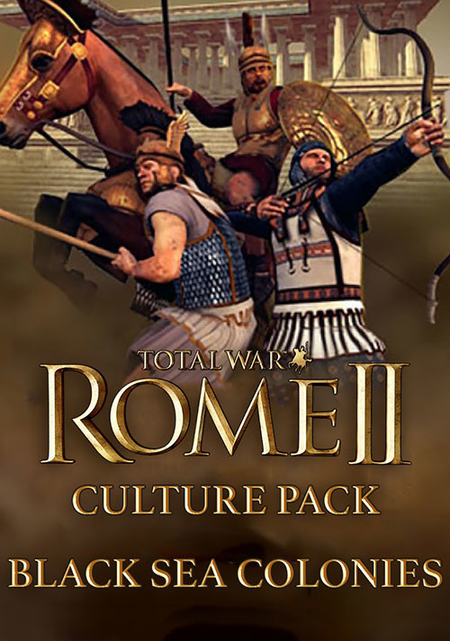 Total War: ROME II - Black Sea Colonies Culture Pack - Packshot