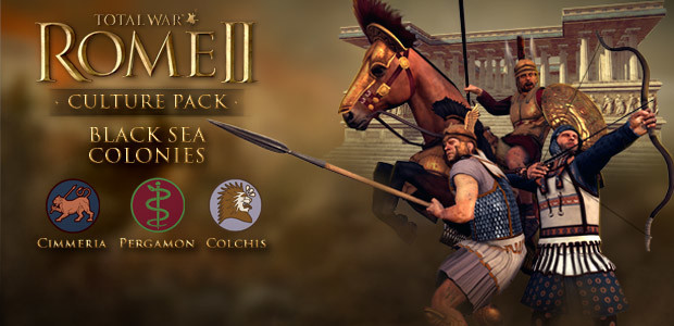 Total War: ROME II - Black Sea Colonies Culture Pack - Cover / Packshot