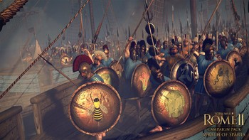 Screenshot1 - Total War: ROME II - Wrath of Sparta Campaign Pack