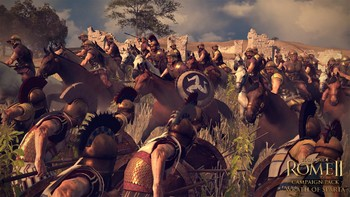Screenshot2 - Total War: ROME II - Wrath of Sparta Campaign Pack