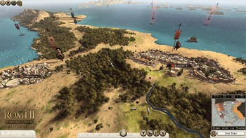 Screenshot3 - Total War: ROME II - Wrath of Sparta Campaign Pack