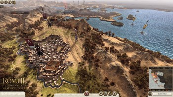 Screenshot4 - Total War: ROME II - Wrath of Sparta Campaign Pack