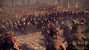 Screenshot6 - Total War: ROME II - Wrath of Sparta Campaign Pack