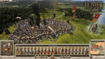 Screenshot5 - Total War - Rome II - Empire Divided