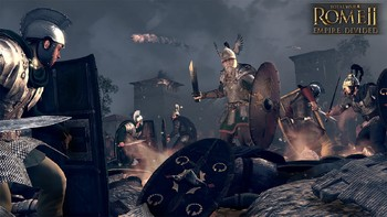 Screenshot1 - Total War: ROME II - Empire Divided
