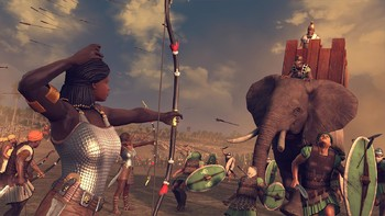 Screenshot1 - Total War: ROME II - Desert Kingdoms Culture Pack