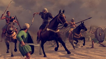 Screenshot3 - Total War: ROME II - Desert Kingdoms Culture Pack