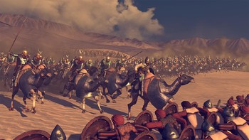 Screenshot5 - Total War: Rome II - Desert Kingdoms