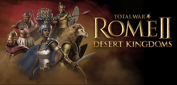 Total War: Rome II - Desert Kingdoms