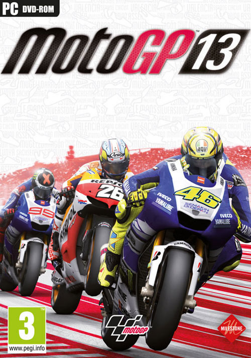MotoGP™13 - Cover / Packshot