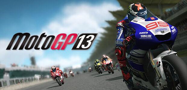 MotoGP™13 - Cover / Packshot