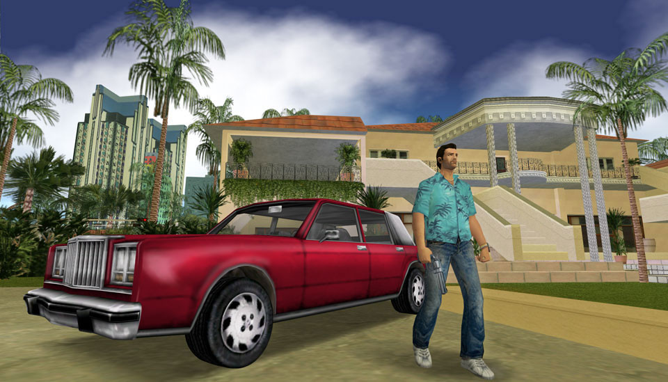 avis test retrogaming GTA Vice City
