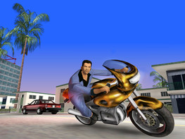Screenshot4 - Grand Theft Auto III Trilogy