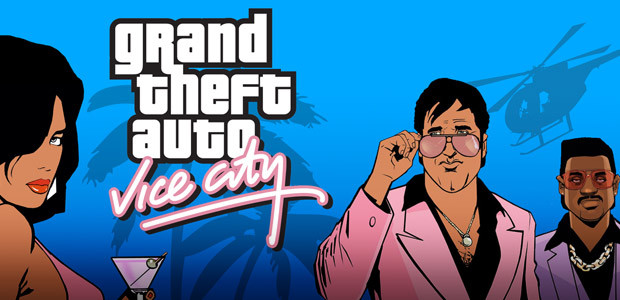 Grand Theft Auto: Vice City - Cover / Packshot