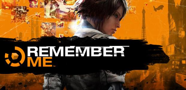 Remember Me - Cover / Packshot