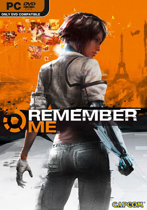 Remember Me - Cover / Packshot
