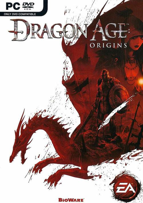 Dragon Age - Origins - Cover / Packshot