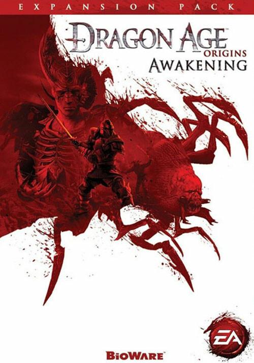 Dragon Age - Origins: Awakening - Cover / Packshot