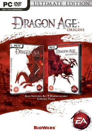 Dragon Age: Origins Ultimate Edition - Cover / Packshot
