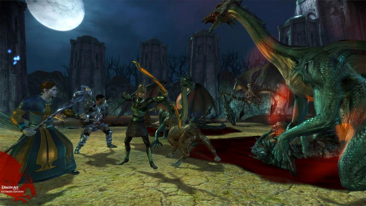 dragon age origin ultimate edition dlc