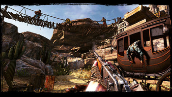 Screenshot1 - Call of Juarez: Gunslinger