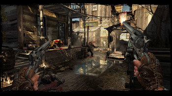 Screenshot4 - Call of Juarez: Gunslinger